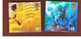 GRAN BRETAGNA (UNITED KINGDOM) - 1998 EUROPA  - USED - Europa-CEPT