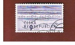 REPUBBLICA CECA (CZECH REPUBLIC) - 2001  EUROPA  -   USED - 2001