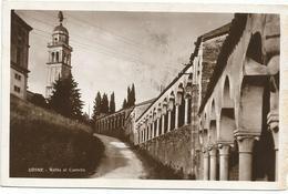 X2570 Udine - Salita Al Castello - Panorama / Viaggiata 1934 - Udine