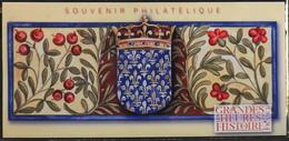 FR. 2016 - Souvenir Philatélique N° 127 - Les Grandes Heures De L'Histoire - Parfait état - Souvenir Blocks & Sheetlets