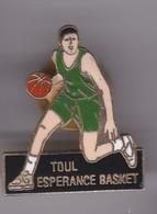 Pin's TOUL BASKET - Basketball