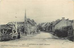 Ref 194- Mayenne - Saint Saturnin Du Limet - St Saturnin Du Limet  - Carte Bon Etat  - - France