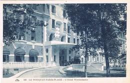 28826. Postal LE TOUQUET Paris Plage (Pas De Calais). Hotel Westminster - Le Touquet