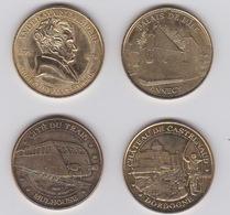 Lot De Médailles 2013-2014 Et 2015 - Monnaie De Paris