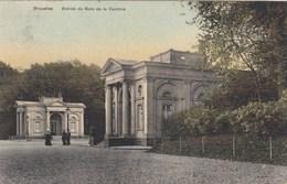 BRUXELLES / BRUSSEL / ENTREE DU BOIS DE LA CAMBRE - Monuments