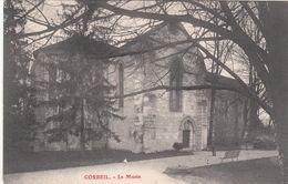 Cp , 91 , CORBEIL , Le Musée - Corbeil Essonnes