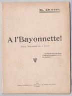 A L'bayonnette   Wallon   1929 - Culture
