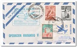 Argentinië 1972, Letter To Emmerich Alemania - Luchtpost