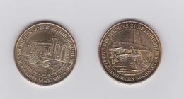 Lot De Médailles 2011 - Monnaie De Paris