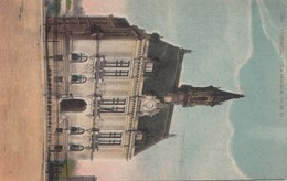 Cp , 91 , CORBEIL , La Mairie - Corbeil Essonnes