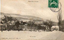 CPA - GRANGES (88) - Aspect Du Quartier Les Paires En 1909 - Granges Sur Vologne