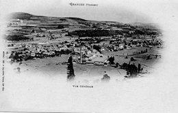 CPA - GRANGES (88) - Aspect Du Bourg En 1900 - Granges Sur Vologne