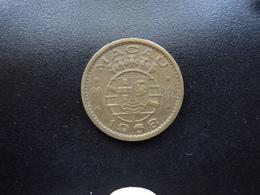 MACAO : 10 AVOS  1968   KM 2a    SUP 55 - Macao