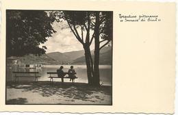 X2576 Baselga Di Pinè (Trento) - Lago Di Serraia - Panorama / Non Viaggiata - Italia