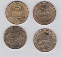 Lot De Médailles 2011 Et 2012 -2013- 2014 - Monnaie De Paris