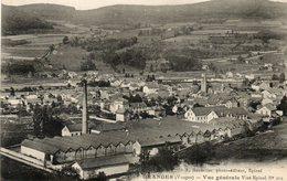 CPA - GRANGES (88) - Aspect Du Bourg Et Des Usines En 1916 - Granges Sur Vologne
