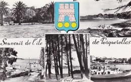 83 / SOUVENIR DE L ILE DE PORQUEROLLES - Porquerolles
