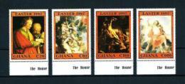 Ghana  Nº Yvert  1326/9  En Nuevo - Ghana (1957-...)