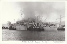 Bateaux  Guerre Marcel Bayard  Cablier - Guerre