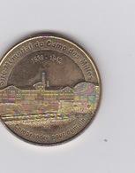 Lot De Médailles  2012 - Monnaie De Paris