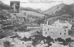 12  SAINT JEAN DE BRUEL  Le Moulin Bondon  Et L'usine électrique  2scans - Francia