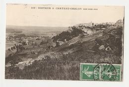 39 Voiteur Et Chateau Chalon Sur Son Roc (3059) L300 - Frankrijk