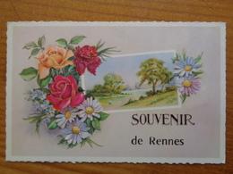 UN SOUVENIR DE RENNES - Rennes