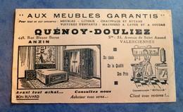 Buvard Ancien - AUX MEUBLES GARANTIS QUENOY DOULIEZ, VALENCIENNES Et ANZIN - Chambre, Cuisine - Buvards, Protège-cahiers Illustrés