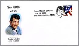 Actor DEAN MARTIN. Steubenville OH 2009 - Cinema