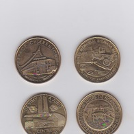 Médailles 2013-2014-2017 - Monnaie De Paris