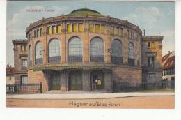 67 - Haguenau - Theatre - Haguenau