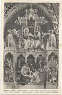 X2598 Loreto (Ancona) - Basilica - Cappella Tedesca - L. Seitz - Maria Compaziente - Marco Evangelista / Viaggiata 1949 - Italia