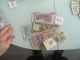 Divers - Banknotes