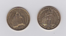 Médailles 2012 -2014 - 2012