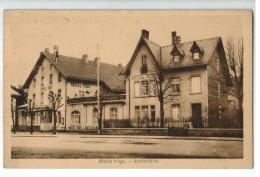 20998  CPA  SCHIMERCK  : Hotel  VOGT  ,  1937 , - Schirmeck