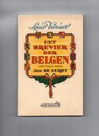 Louis Verniers / Het Brevier Der Belgen - Vertaald Door Jan De Hert / 1947 - Histoire