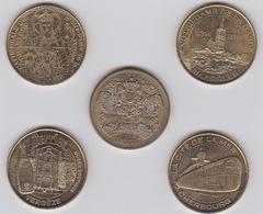 Médailles 2013 -2014-2012 - Monnaie De Paris