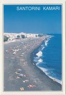 SANTORINI KAMARI, Greece, Used Postcard [21195] - Greece