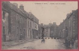 22 - BROONS----Arrivée Route De Lamballe---animé --R** - Otros Municipios
