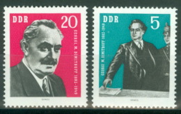 DDR 893/94 ** Postfrisch - DDR