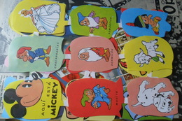 Disney Scraps - After 1965