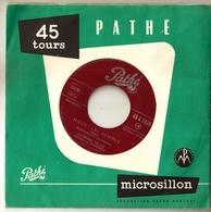 LUCIENNE DELYLE  45 TOURS   MICROSILLON  PATHE - 45 T - Maxi-Single