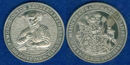 Medaille 500 Jahre Paracelsus 40mm - Elongated Coins