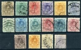 ESPAÑA    Nº  267 / 80 - 289 / 90     -175 - Usados