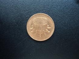 MALAISIE : 1 SEN  1997   KM 49    SUP+ - Malaysia