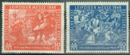 SBZ 230/31 ** Postfrisch - Sowjetische Zone (SBZ)