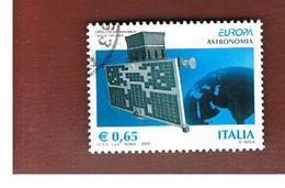 ITALIA REPUBBLICA  -  2009  EUROPA     - USATO ° - 6. 1946-.. Repubblica