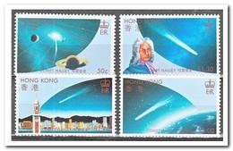 Hong Kong 1986, Postfris MNH, Comet Halley - 1997-... Région Administrative Chinoise