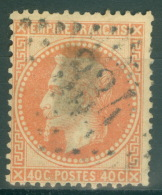 Frankreich 30 O - 1863-1870 Napoléon III. Laure