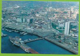 MANAUS - Vista Aerea Port Harbour Hafen Puerto - Manaus